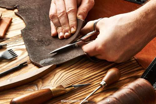 Les artisans selliers