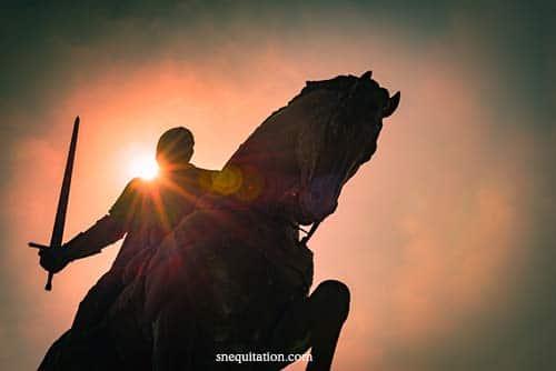 L'histoire de l'équitation